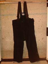 POLARTEC Aramid Thermal-FR Flame Resistant Fleece Bib Overalls USGI Military