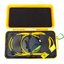 Optical Fiber Optic FC UPC-SC APC SM 1310/1550nm 1KM OTDR Launch Cable Box Ring