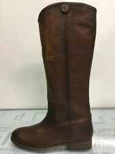 FRYE 235291 Women's Melissa Button 2 Cognac Brown Riding Boot size 8m