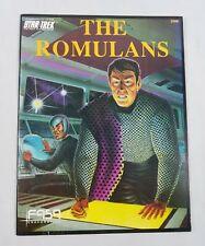 The Romulans STAR TREK Role Playing FASA #2005 VGUC