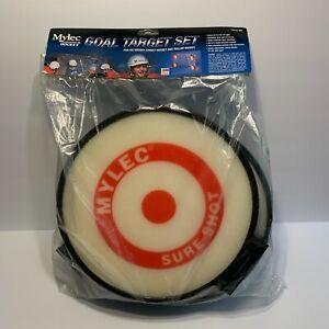 New Zetterberg Goal Target Set Black 4pk Four Foam Hockey Practice Targets Shot