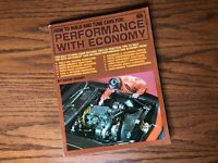 How to build tune vintage cars performance modify Vizard book manual ford chevy