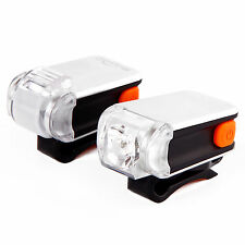 Magicshine MS622 Bike Light Combo/Front Light USB Rechargeable/ Clip-On Lights