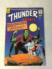 THUNDER AGENTS #9 WALLY WOOD, NOMAN, TARANTULA, DYNAMO, 1966