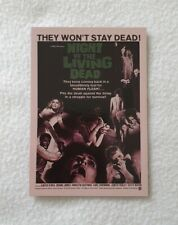 Breygent Classic Vintage Movie Posters Promo Card 1 Night of the Living Dead