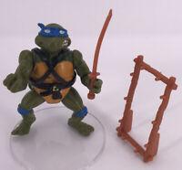 Vintage 1988 Teenage Mutant Ninja Turtles Complete Playmates TMNT Leonardo Rare
