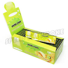 1 Box MELON Flavored Cigarette Rolling Paper 1 1/4 Size 50 Papers Per Pack