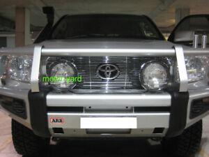 Chrome Billet Grille Grill for Toyota Landercruiser 200 Series 2007 to 2011
