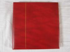reliure album Yvert & Tellier FRANCE - SUPRA ROUGE + FEUILLES fin de catalogue
