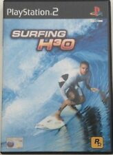 PS2 - Surfing H3O. Missing manual. European PAL version.
