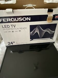 """Ferguson F2420RTS 24"""" Full HD LED Smart TV - Black"""