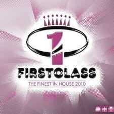 Firstclass-the Finest in House 2010 - CD NEU