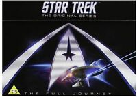 The Complete Star Trek Original Series - Full Journey DVD Collection New UK DVD