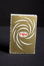Vintage TWA Playing Cards - Unopened