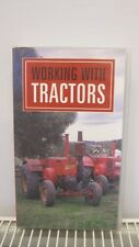 VINTAGE WORKING WITH TRACTORS VIDEO