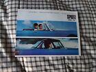 1967 68 Austin Healey Sprite MK IV sales brochure factory original excellent