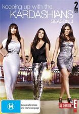 Keeping Up With The Kardashians : Season 3 (DVD, 2009, 2-Disc Set)