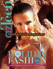 AZ Teen 12/11,Jessica Seeger,December 2011,NEW