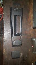 86-87 Honda Civic Crx OEM center emergency parking brake handle console black Si
