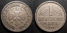 Allemagne - République Fédérale - 1 mark 1950 J, Hambourg - KM#110