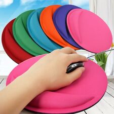 Round Comfort Wrist Support Mat Mouse Mice Pad Computer PC Laptop 2018 hot