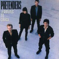 Pretenders, The Pretenders - Learning to Crawl [New CD] Bonus Tracks, Holland -