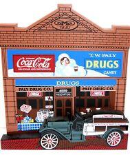 ** SHELIA'S WOODEN BUILDING 1998 COCA COLA SODA POP STOP