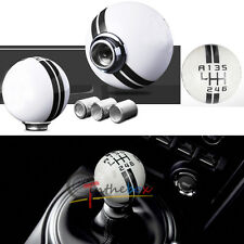 "Rally Stripe 2.25"" 6-Speed Shift Knob Fit For Ford Chevy Dodge Pontiac etc"