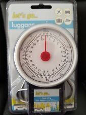 Luggage Scales 24kg/50lb Tape Measure Travel Suitcase