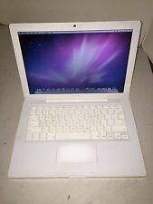 "Apple MacBook 13.3"" Laptop Early 2007 2.00 GHZ 1GB 80HD #196"