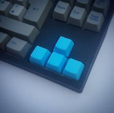 Blue Blank Arrow Keys Cherry MX PBT Keycap Mechanical Keyboard Keycaps Set
