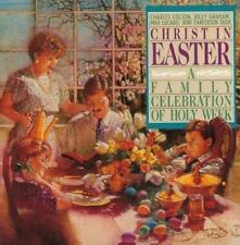 Christ in Easter: A Family Celebration of Holy Week  Billy Graham  Good  Book  0