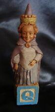 1993 Tom Clark #41 Alphabet Q Queen 5242 Elizabeth Coin Ret 2001 Made in Nc Usa