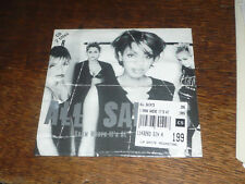 ALL SAINTS I know where it's at CD single maxi SEALED NEW RARE OOP