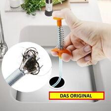 ABFLUSSFIX® Abflussreiniger Kralle Zange Abflussspirale Rohrreinigungswelle