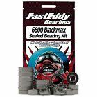 Abu Garcia 6600 Blackmax Fishing Reel Rubber Sealed Bearing Kit