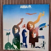 ABBA – The Album Vinyl LP 1977 Epic – EPC 86052  UK Press