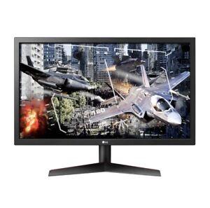 "LG 24"" UltraGear FHD 144Hz 1ms Gaming Monitor with FreeSync"