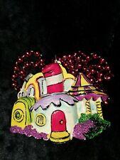 Dr Seuss 2003 Krewe of Bacchus Float Theme Bead Fantasy World Mardi Gras Cat Hat