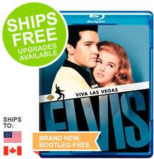 Viva Las Vegas (Blu-ray, 2007) NEW, Sealed, Elvis Presley, Ann-Margret