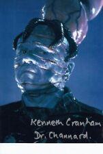 Kenneth Cranham signed autógrafo 20x28cm Hellraiser en persona Autograph Channard