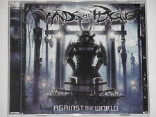 WINDS OF PLAGUE -Against The World- CD