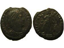 ROMAN BRONZE FOLLIS  OF EMPEROR CONSTANTINE THE GREAT (306-324)!!!