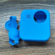 Silicone Case For GoPro MAX Drop Protection Soft Case Video Sports Accessories