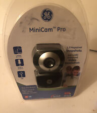 New Open Package GE Minicam Pro 98756 Web Cam Snapshot Button