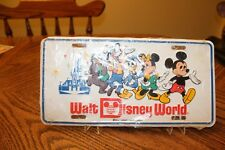 Walt Disney World license plates