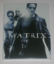 The Matrix Japan Blu Ray Steelbook - Limited Japanese Sealed Region A