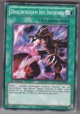 YU-GI-OH Drachenodem des Infernos Common SDDC-DE026