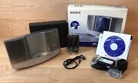 Sony Walkman NW-A3000 Silver (20GB) Digital Media Player With SRS-NWM10
