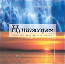 ~DAMAGED ARTWORK CD Hymnscapes Salvation & Joy: Hymnscapes Salvarion & Joy